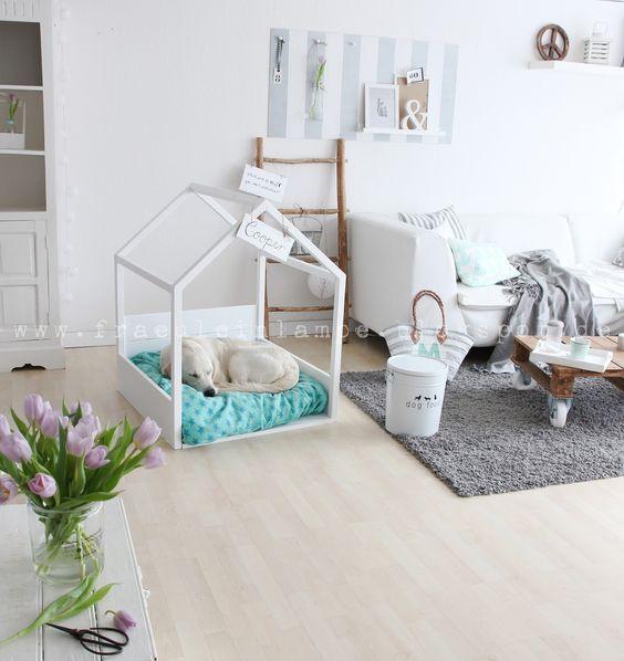 Lampe Hundehaus Marke Eigenbau Wohnzimmer