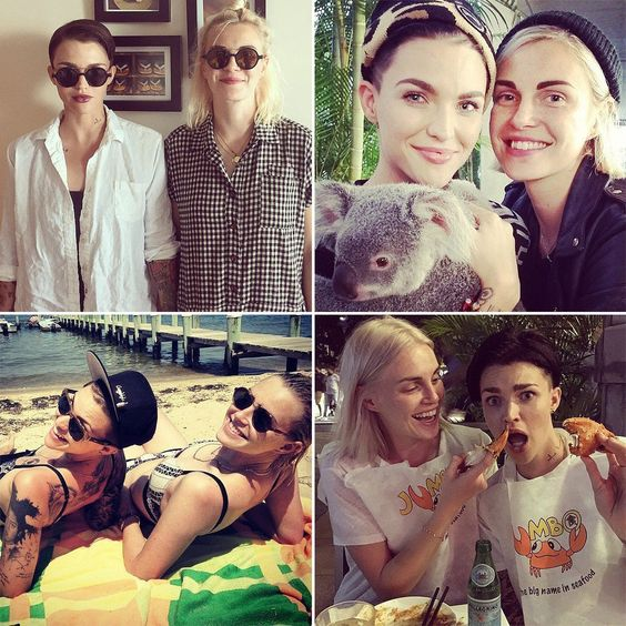 20 Times Ruby Rose and Her Fiancée, Phoebe Dahl, Were True Love Personified: Ruby Rose has gained tons of fame since she joined the cast of Orange Is the New Black earlier this year, and the Aussie native is also breaking hearts with her unique, gender-bending look and inspirational outlook on life.