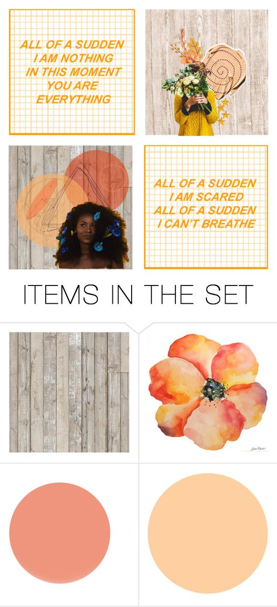"""""""CAN'T OPEN UP"""" by doubting ❤ liked on Polyvore featuring art and vintage"""