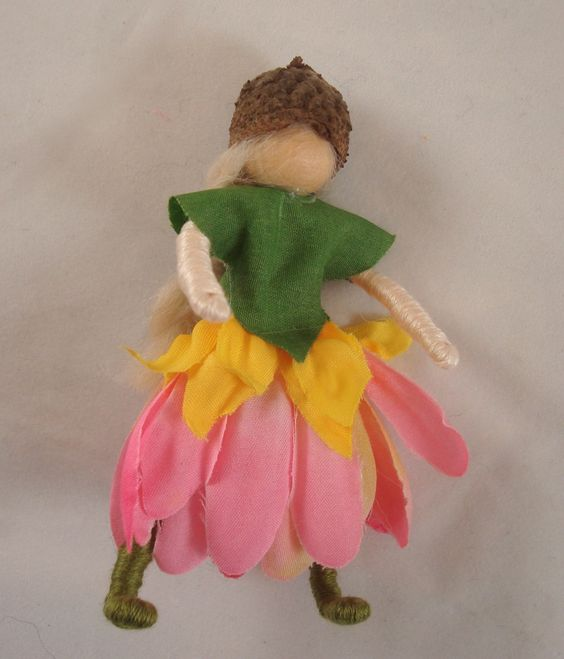 Fairy Doll Tutorial - duckyknits