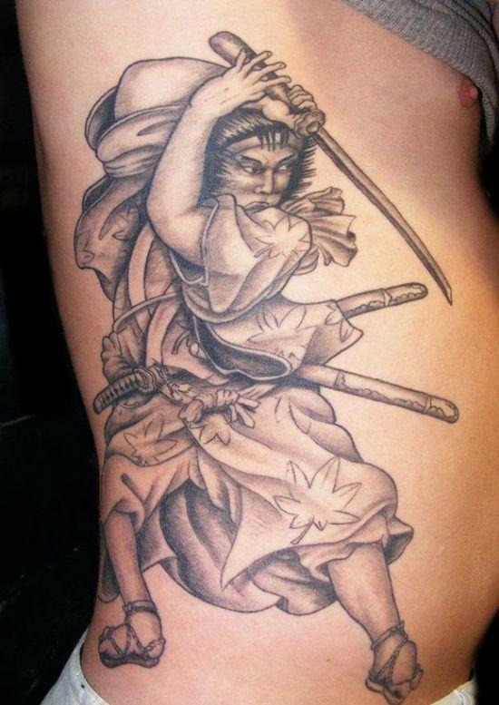 Zen And Samurai Tattoo The Samurai Tattoo Meaning And