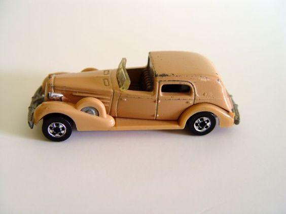 Hotwheels 1935 Classic Caddy | Garrison Antiques