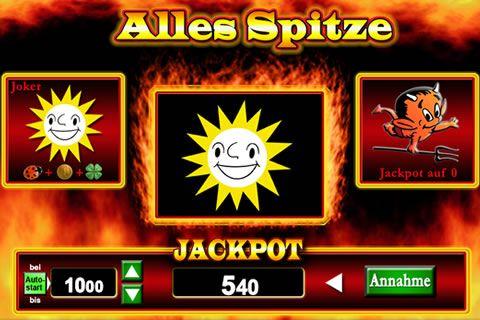 alles spitze casino