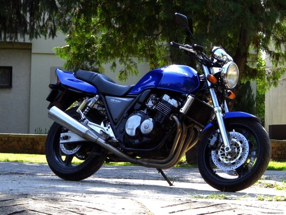 honda cb400 vtec 3   bikes   pinterest   honda HA12