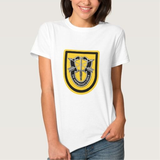 1st Special Forces Group T-shirt