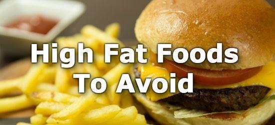 certain foods increase fat in abdominal area
