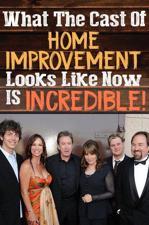 home improvement cast