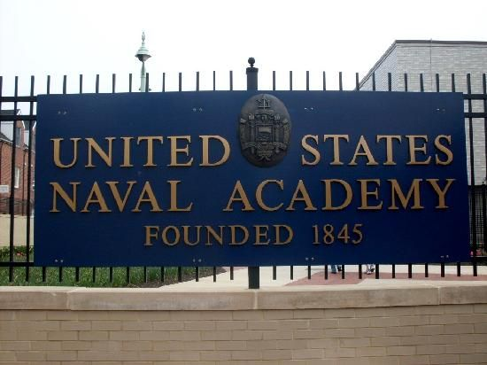 Do I look OK for the Naval Academy?