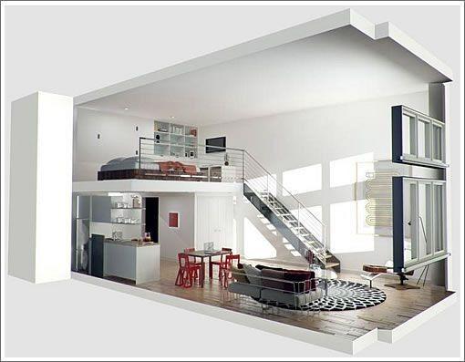 16 Fresh Studio Loft Apartment Floor Plans Studio Loft Apartment