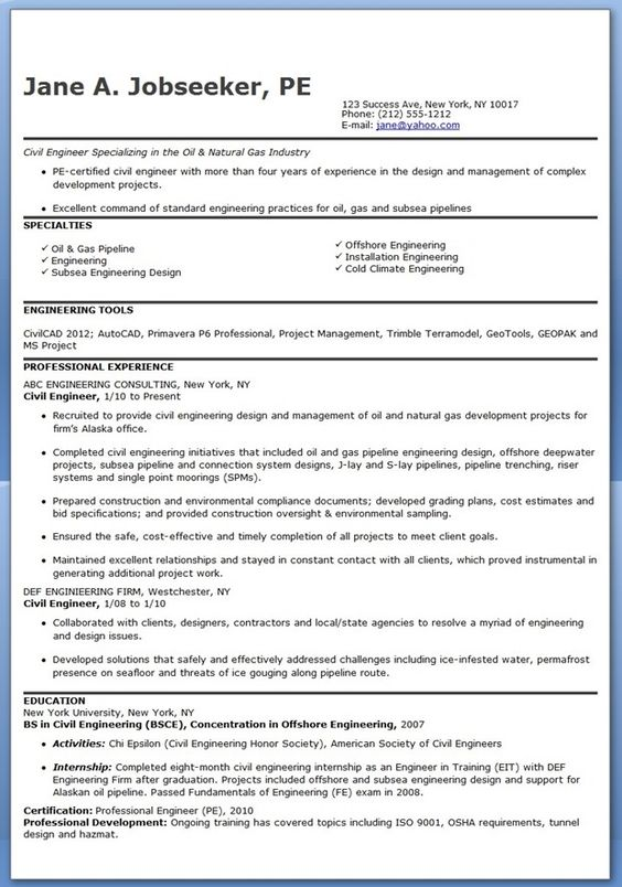 Civil Engineering Resume available on request civil engineer cv example Civil Engineer Resume Template Experienced