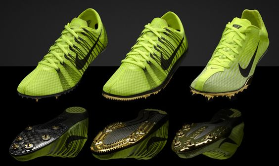 Nike Track & Field Volt Collection – Distance