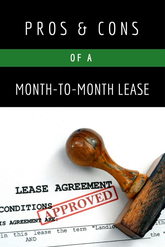 How to Evict a Squatter in Washington State Legalize Pinterest - month to month lease