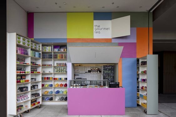 Gallery of The Gourmet Tea / Alan Chu + Cristiano Kato - 6