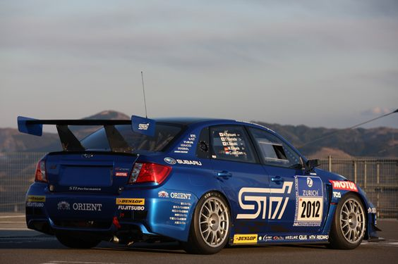 sti s206 for sale | more pics subaru news subaru news quote the competition car
