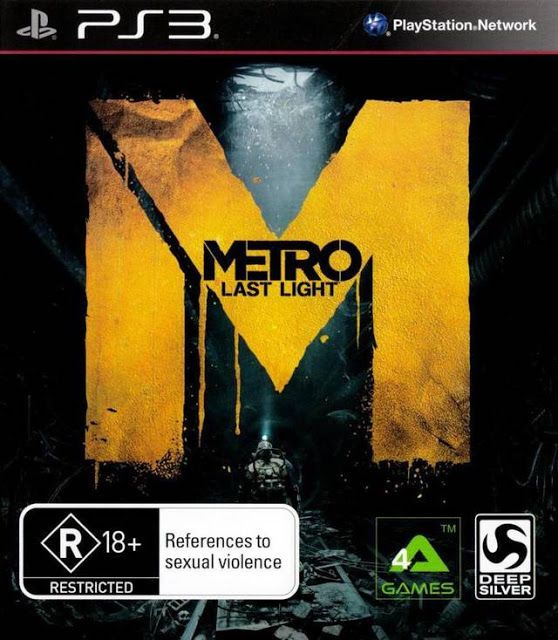Metro Last Light Ps3 Iso Rom Download Metro Last Light Gaming