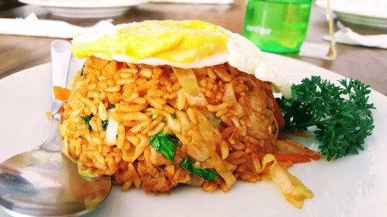 cheap foods in bali
