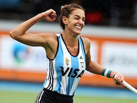 Luciana Aymar será la abanderada argentina de los Juegos Olímpicos  SUPER MERECIDO!!!!