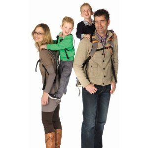 Piggyback rider backpack!!! I want this so bad! A dad at the zoo had one and said it was amazing.