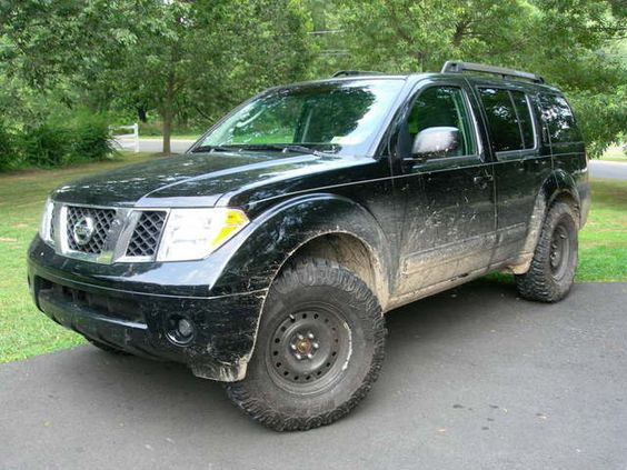 2005 Nissan Pathfinder SE - 33in no lift | Other cool ...
