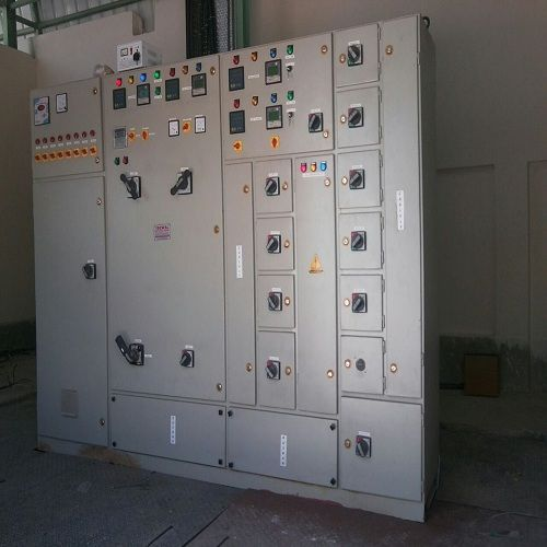 Distribution Apfc Panel With Amf Panel Vasudev Power Solution Paneling Control Panels Panel Design