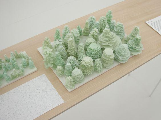 Junya Ishigami tree models   _07-11.16_   Pinterest   Google ...