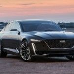 Cadillac Escala Concept: Itll Play Beyond Pebble Beach  Official Photos and Info