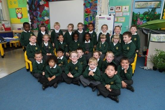 BACK TO SCHOOL: Pictures of reception classes at Croydon schools | Croydon Advertiser
