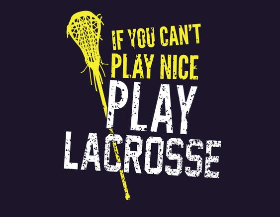 Lacrosse Girl Problems