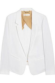 cloe bag - woven panama blazer | fashionista | Pinterest | Panama, Blazers ...