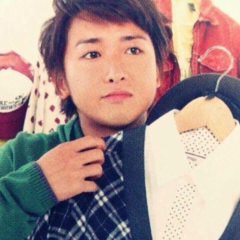 (*´∀`)♪(*´∀`)ノ(*´∀`)♪#嵐#大野智#大野#洋服##arashi #ohnosatoshi #kawaii #clothes