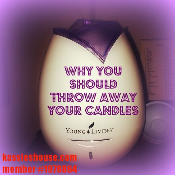 Essential Oils: A Replacement for Chemical-Releasing Candles