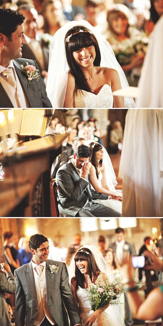 bride w/ long stems!