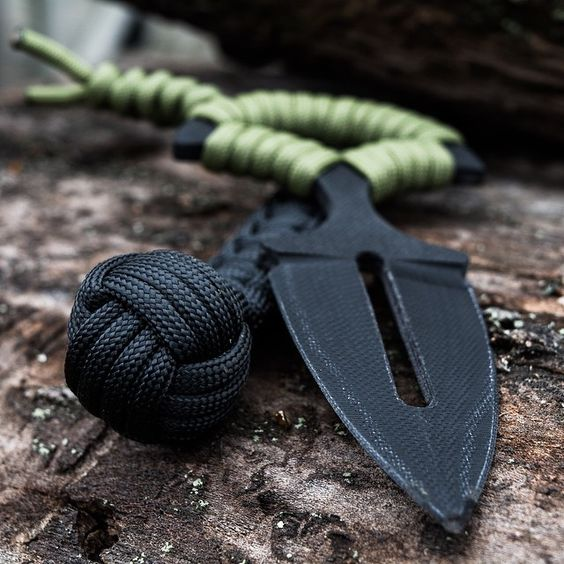 """New on my site: @mikesmonkeyfists. Custom paracord self-defense key chains and accessories. Link in bio.  For a limited time only, use code cowboy10 at…"""