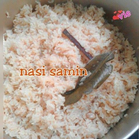 Cara Membuat Nasi Samin Khas Kota Palembang Minyak Samin Nasi Mentega