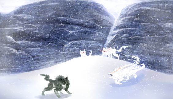 Links Blacklist II - White Wolfos by KuroiNekoSan.deviantart.com on @deviantART