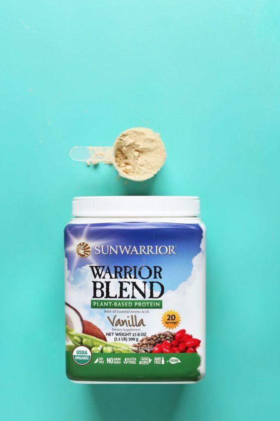 Vegan Vanilla Protein Powder Review | Minimalist Baker | Bloglovin'