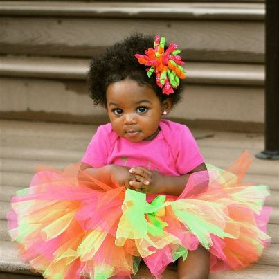Astonishing Cartoon Little Girl Natural Hair This Little Baby Girl Is To Short Hairstyles For Black Women Fulllsitofus