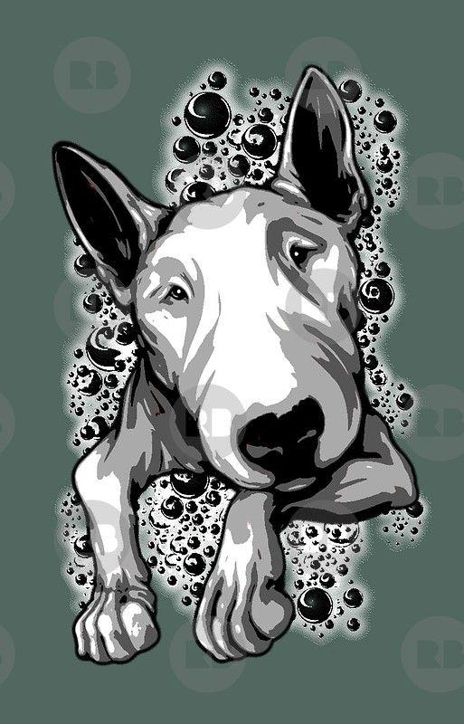 Bull Terrier Robinson Tote