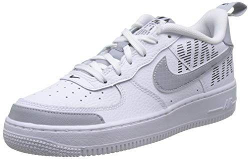 air force 1 bambino bianche e nere