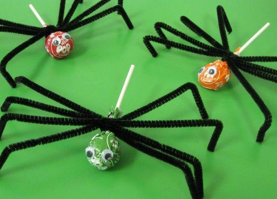 Eight-Legged Lollipops   Kiwi Crate