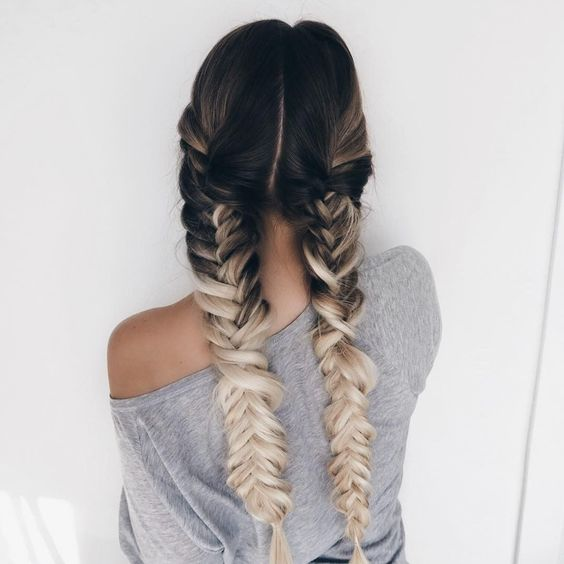 STONEXOXSTONE IG/TUMBLR/PINTEREST- | H A I R | Pinterest ... Hair Tumblr Braid