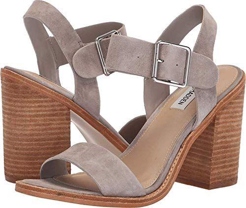 03ebfc783d9 New Steve Madden Women's Castro Heeled Sandal. Womens Shoes [$44.98 ...