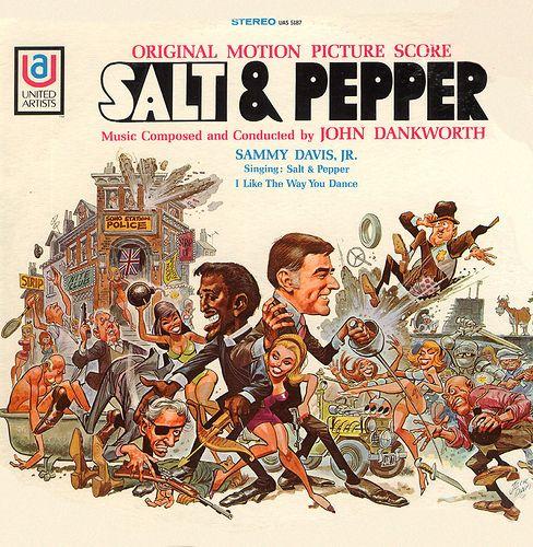 1968 ... Salt and Pepper, via Flickr.