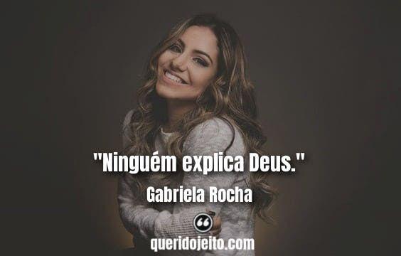 Ninguem Explica Deus Gabriela Rocha Musicas Gospel Para