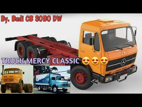 Truck Mercedes Benz Classic Masih Sering Ditemui Dipantura Youtube Mercedes Benz Mercedes Youtube