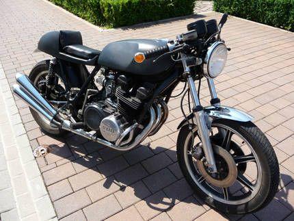 Cafe Racer Yamaha XS 750, 3-Zylinder, Old School Bike in Hessen - Limburg | Motorräder & Teile | eBay Kleinanzeigen