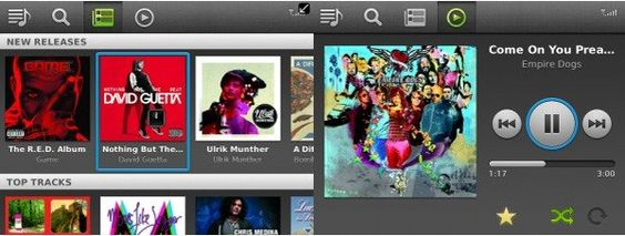 Spotify's been available to a certain segment of the BlackBerry population for some time now, but as of today it's become an official listing on RIM's app store.  The app was first announced back in October but was available only as a preview for users who wanted to give   READ MORE  http://myyug.com/entries/bollywood/spotify-now-official-on-blackberry-app-world