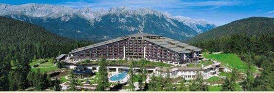 Hotel Interalpen Hotel Tyrol, Telfs, Tyrol, Austria: