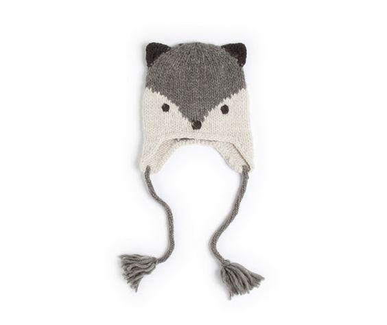 Oysho está lleno de animales con orejas Gorro / Fox Cap Ropa / wear Style Niños