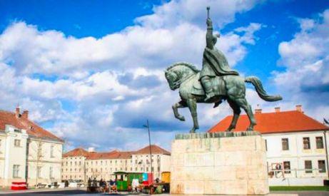 Alba Iulia Roumanie Smart city ville intelligente